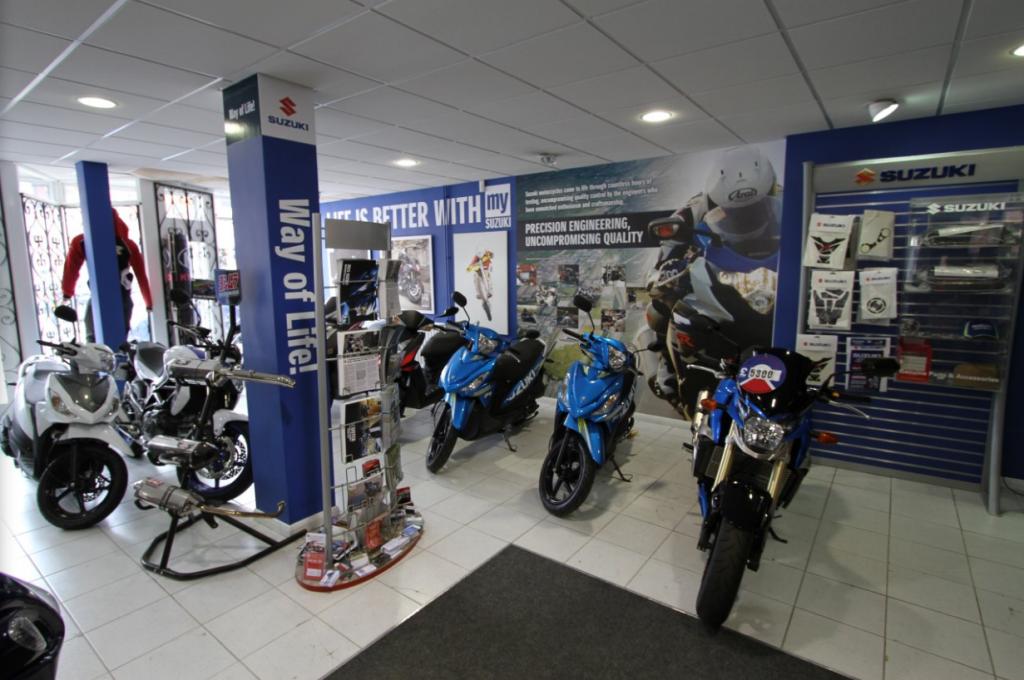 Castledine Motorcycles Suzuki Spare Parts