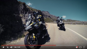 Suzuki V-Strom 1000 Video