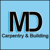 MD Carpentry logo